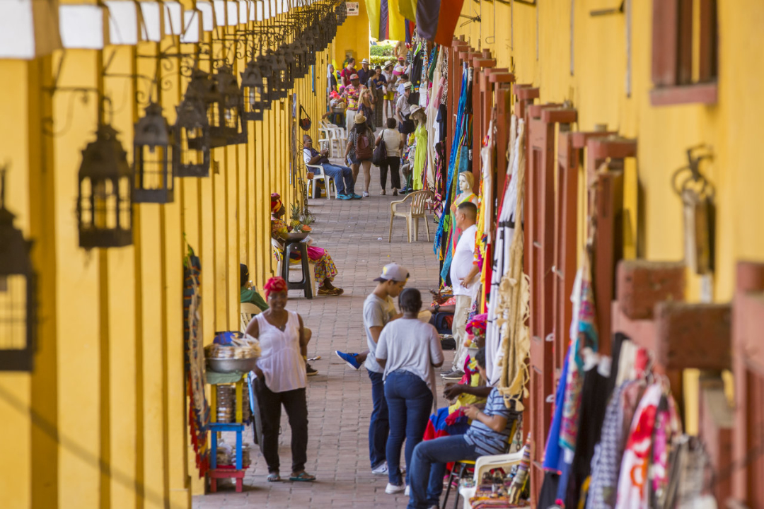 Bovedas de Cartagena de Indias