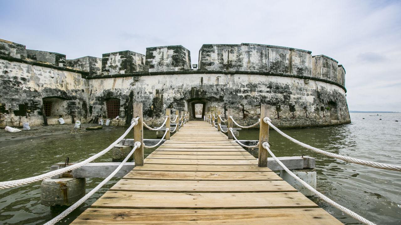 Fortificación de Bocachica Cartagena