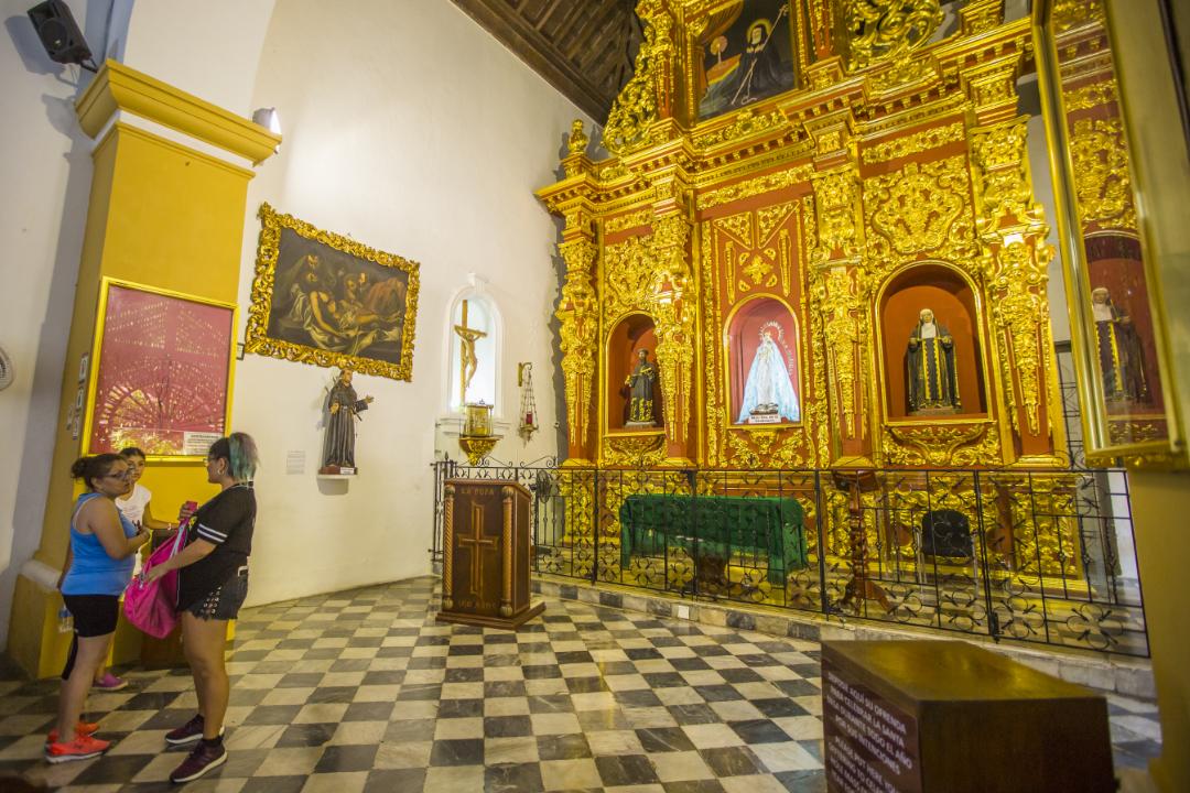 Convento de La Popa Cartagena