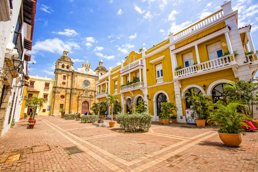 Iglesia San Pedro Claver