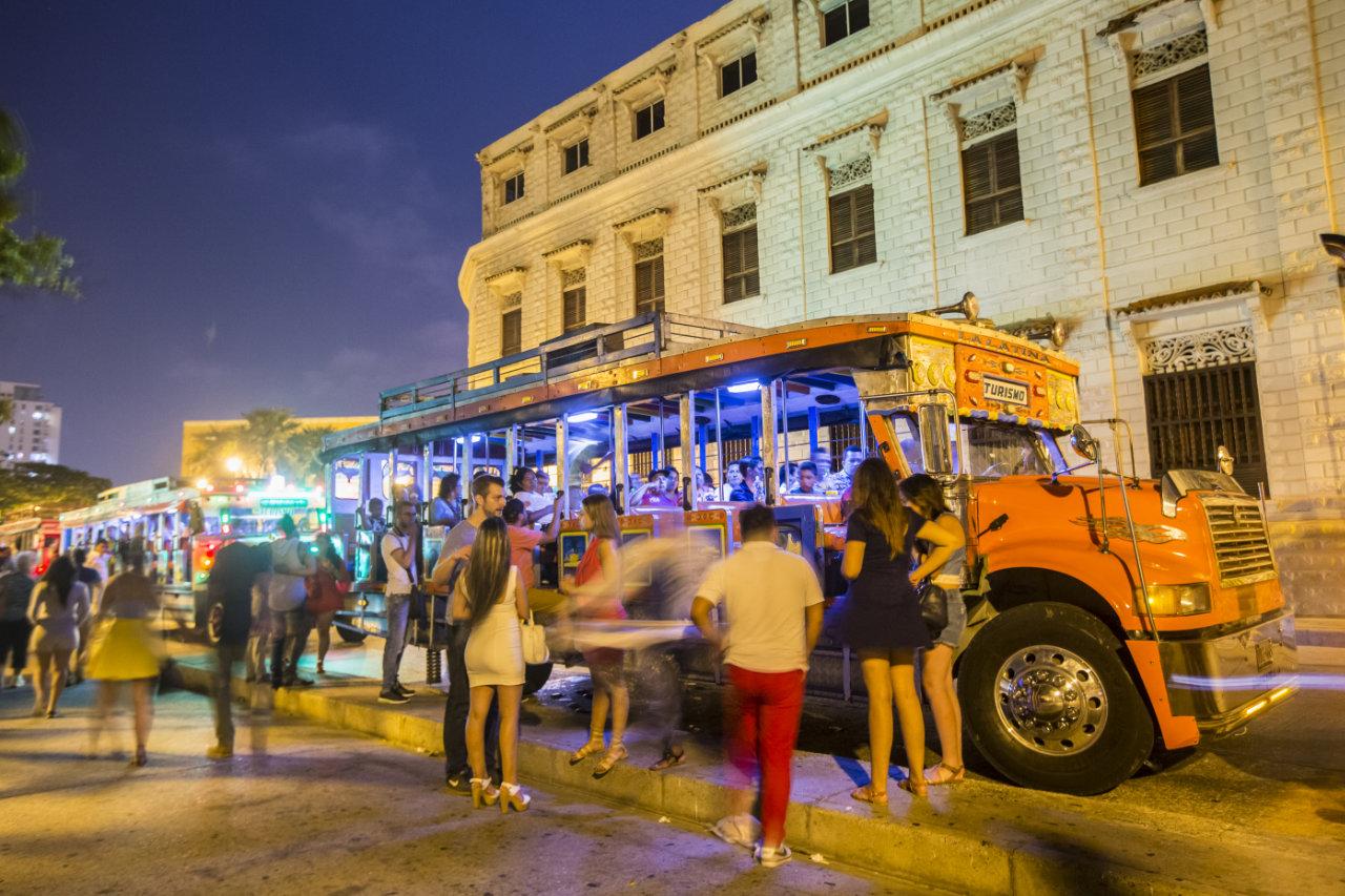 Chivas en Cartagena