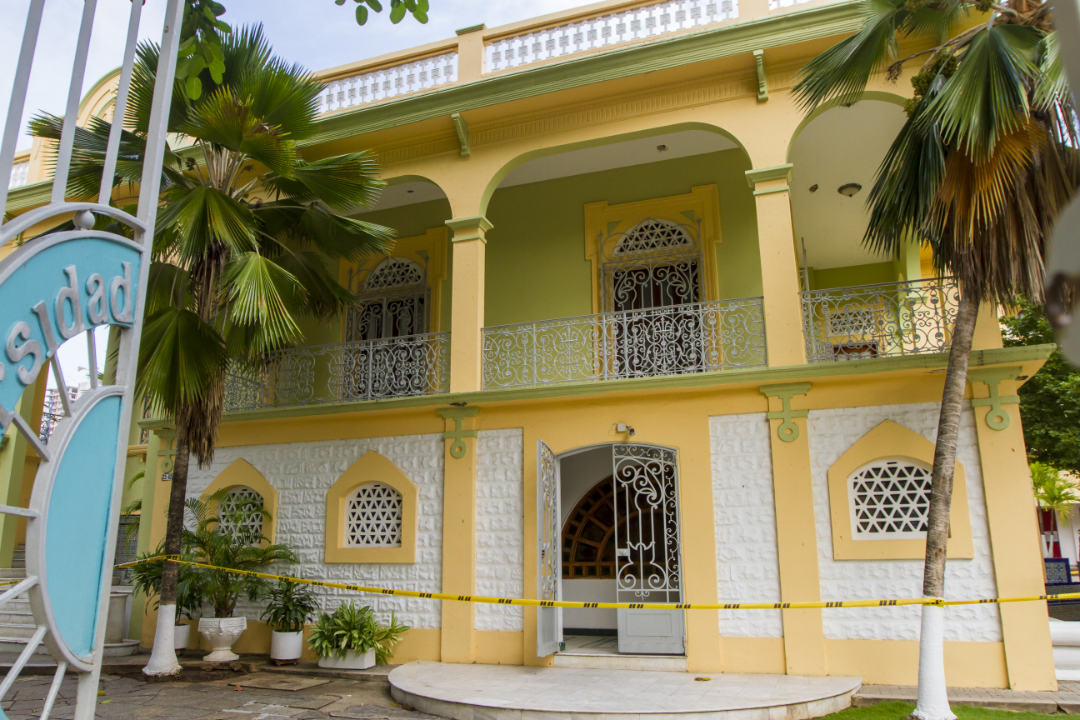 Casa Daniel Lemaitre Cartagena