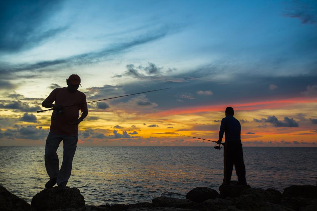 Pesca deportiva en Cartagena