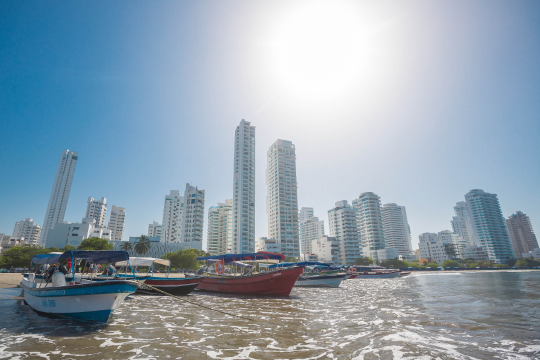 Día-soleado-en-Cartagena
