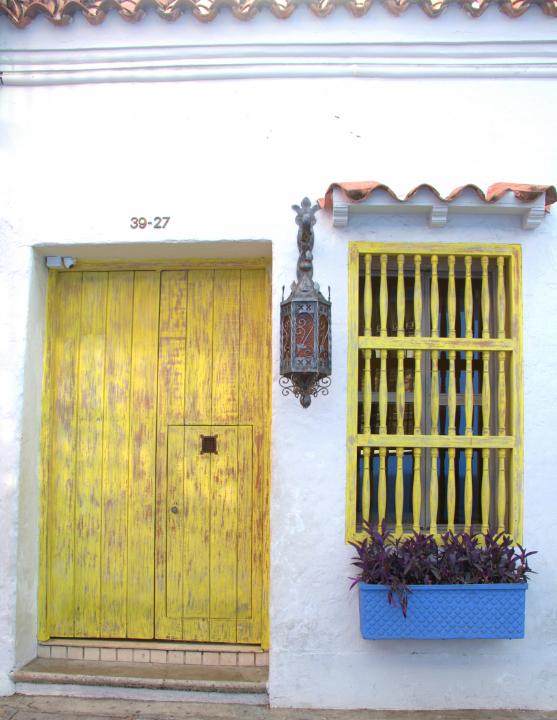 Fachadas-de-Casas-de-San-Diego-en-Cartagena