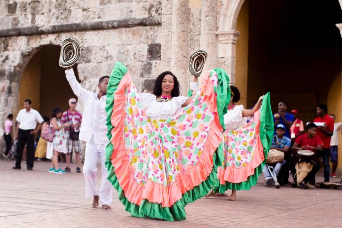 Cumbia-en-Cartagena
