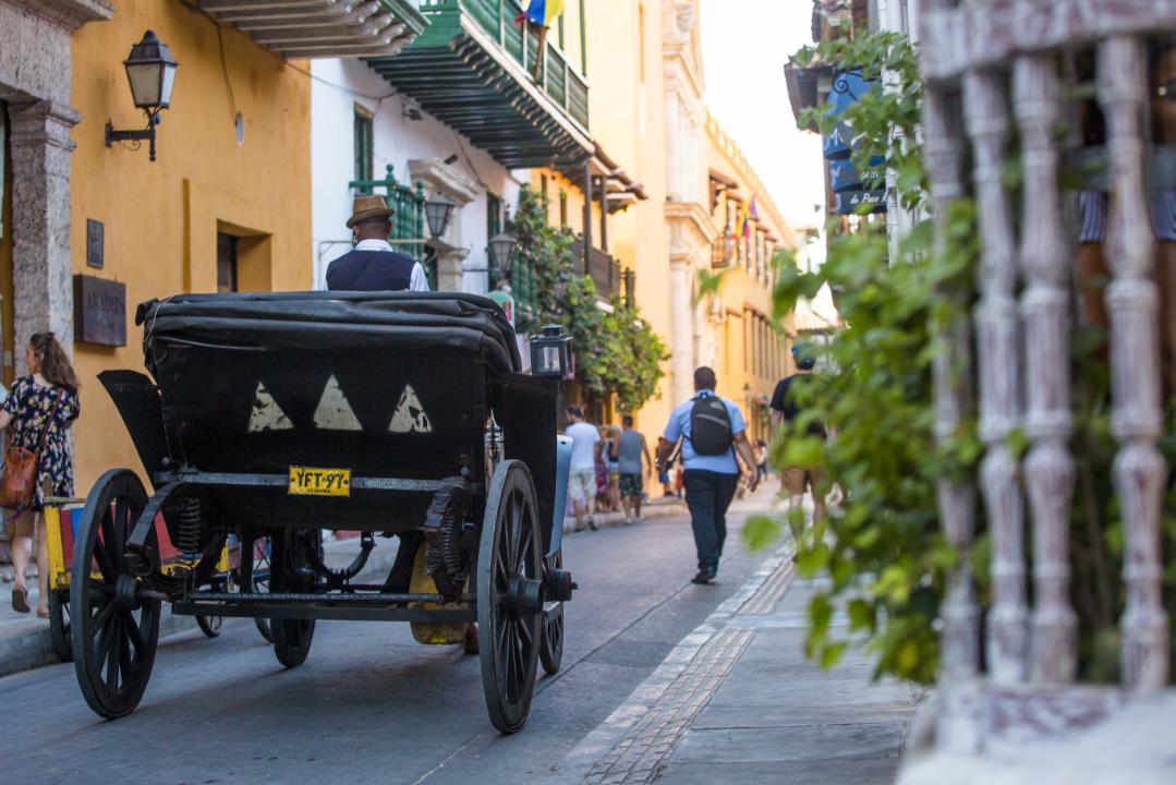 Coches en Cartagena