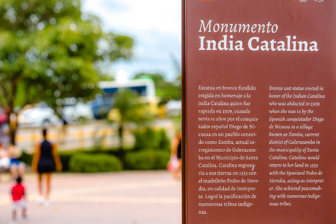 India-Catalina-en-Cartagena