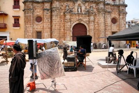 Peliculas grabadas en Cartagena