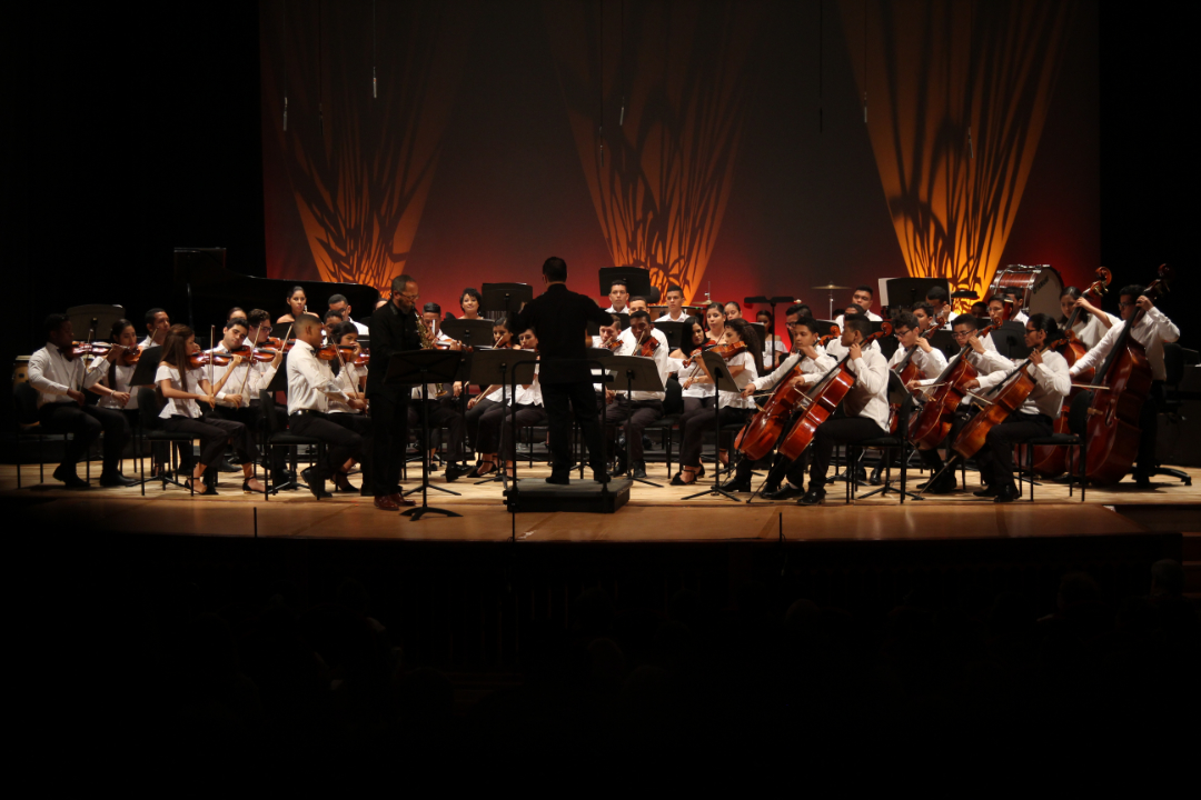 Festival de música clásica.