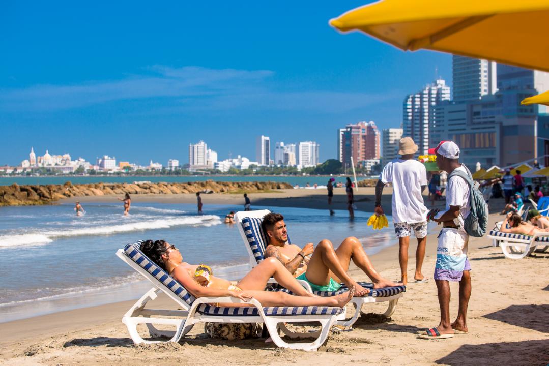 Vacaciones-en-playas-de-Cartagena
