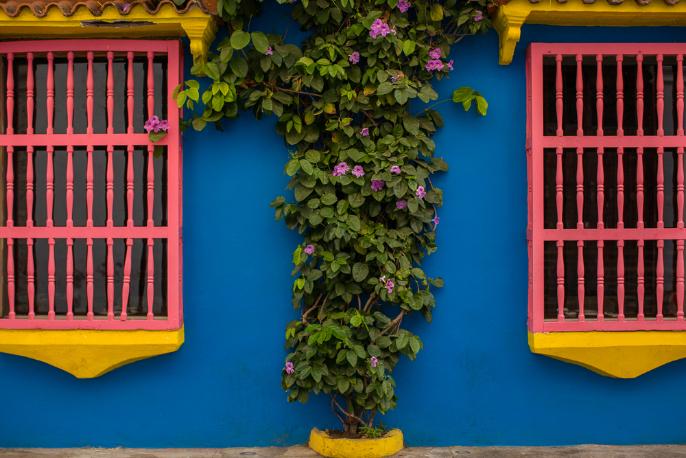 Fachadas-Coloniales-de-Cartagena