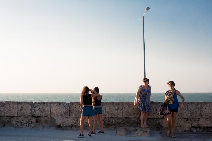Murallas-de-Cartagena