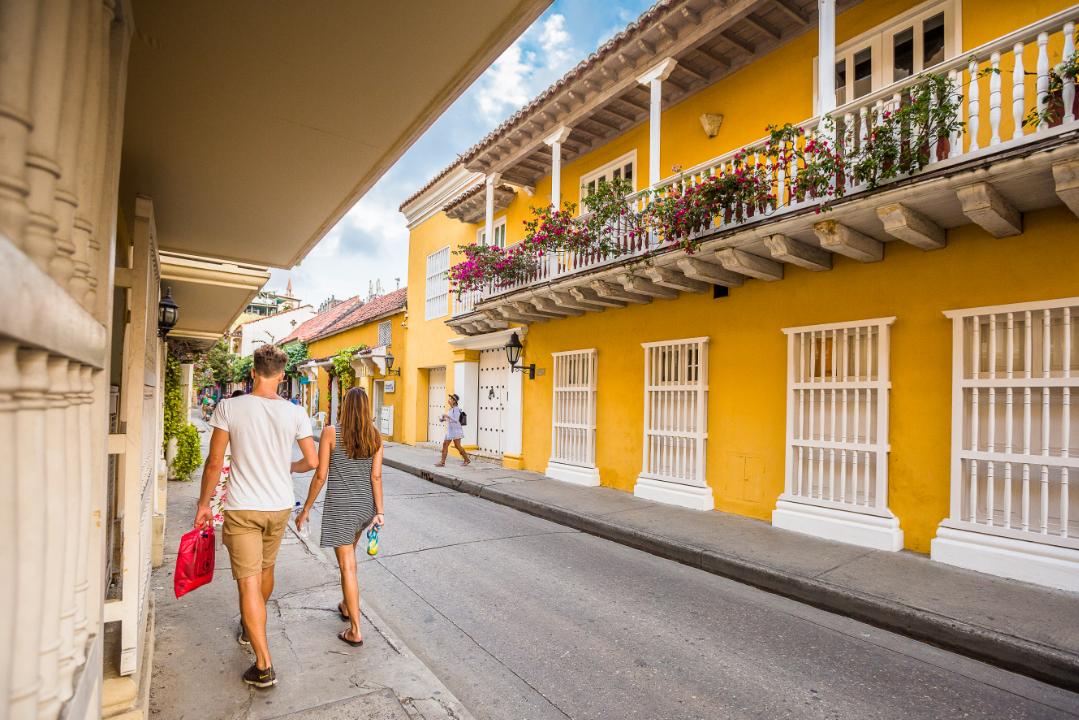 San Valentín en Cartagena de Indias