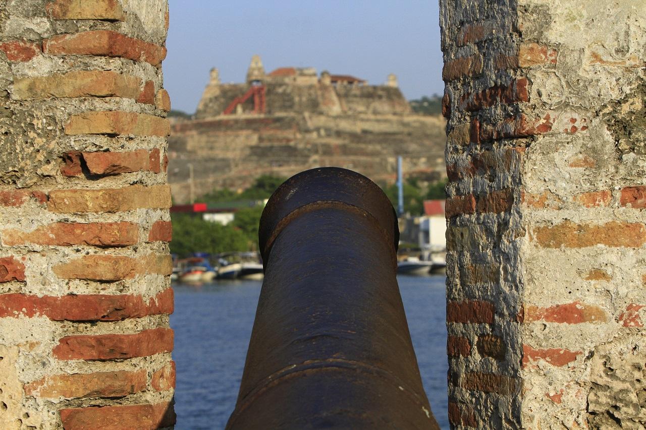 Imagenes de las murallas de Cartagena