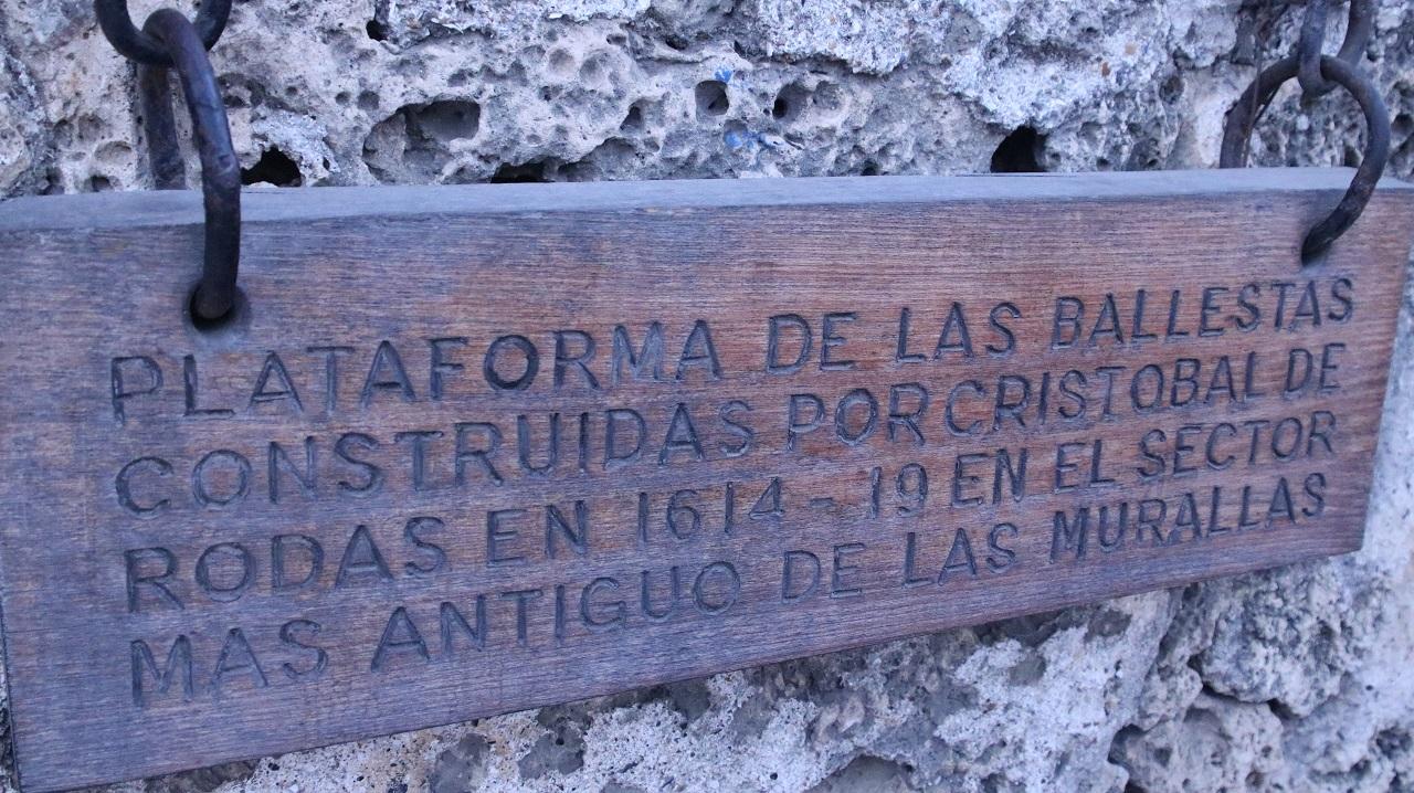 Punto-de-interés-murallas-de-Cartagena