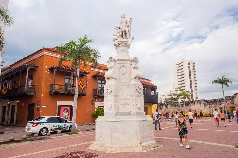 Centro-Histórico-Cartagena