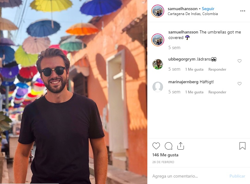 Callejón Angosto Getsemaní Cartagena Instagram