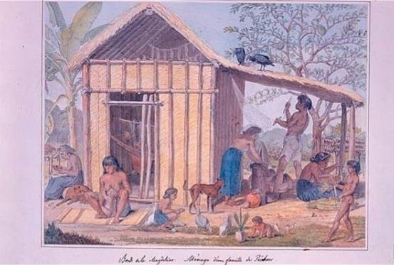 Pintura Exposición en Cartagena sobre la Batalla de Boyacá