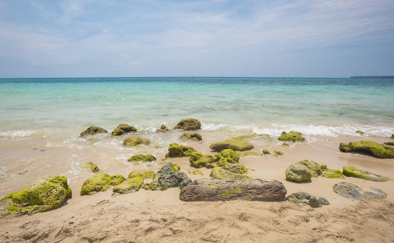 Playa-en-Barú-Cartagena-de-Indias