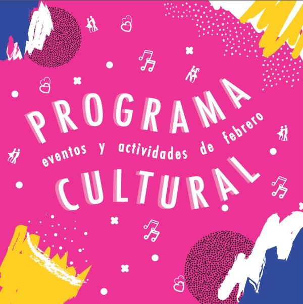 imagen promocional de agenda cultural de febrero en la Alianza Francesa de Cartagena de Indias