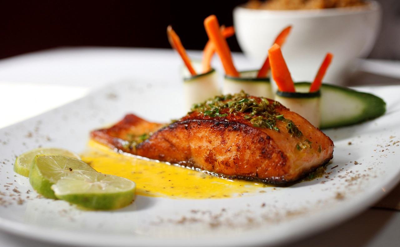 Plato del restaurante Casa de las Palmas en Cartagena