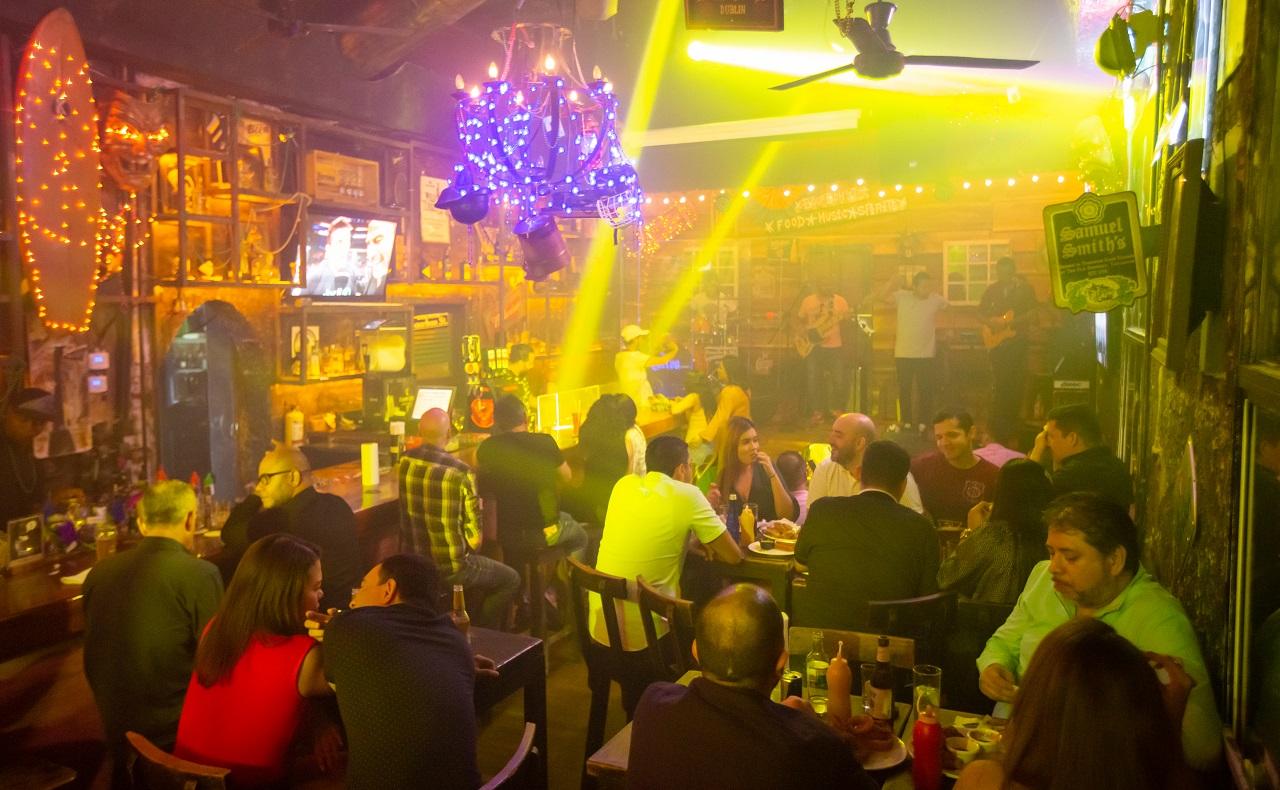 Rumba en Bourbon St, imagen para ilustrar nota de rumba en Cartagena