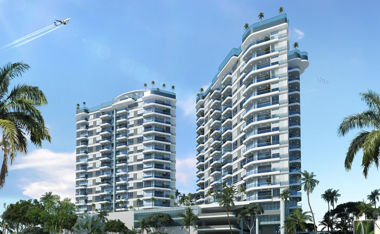 Imagen para ilustrar proyectos inmobiliarios en Cartagena Oceani Towers