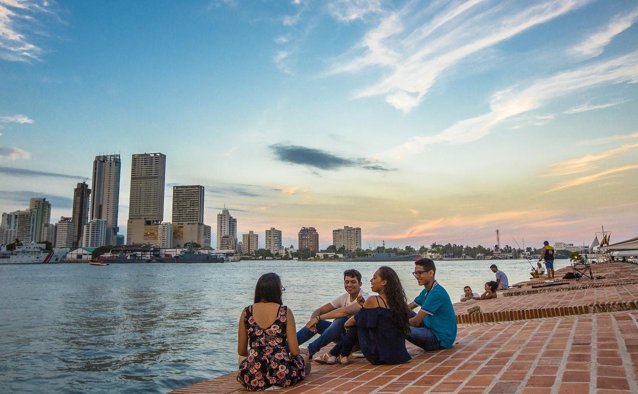 Fortificaciones de Cartagena: San Sebastián del Pastelillo, Manga, Cartagena de Indias