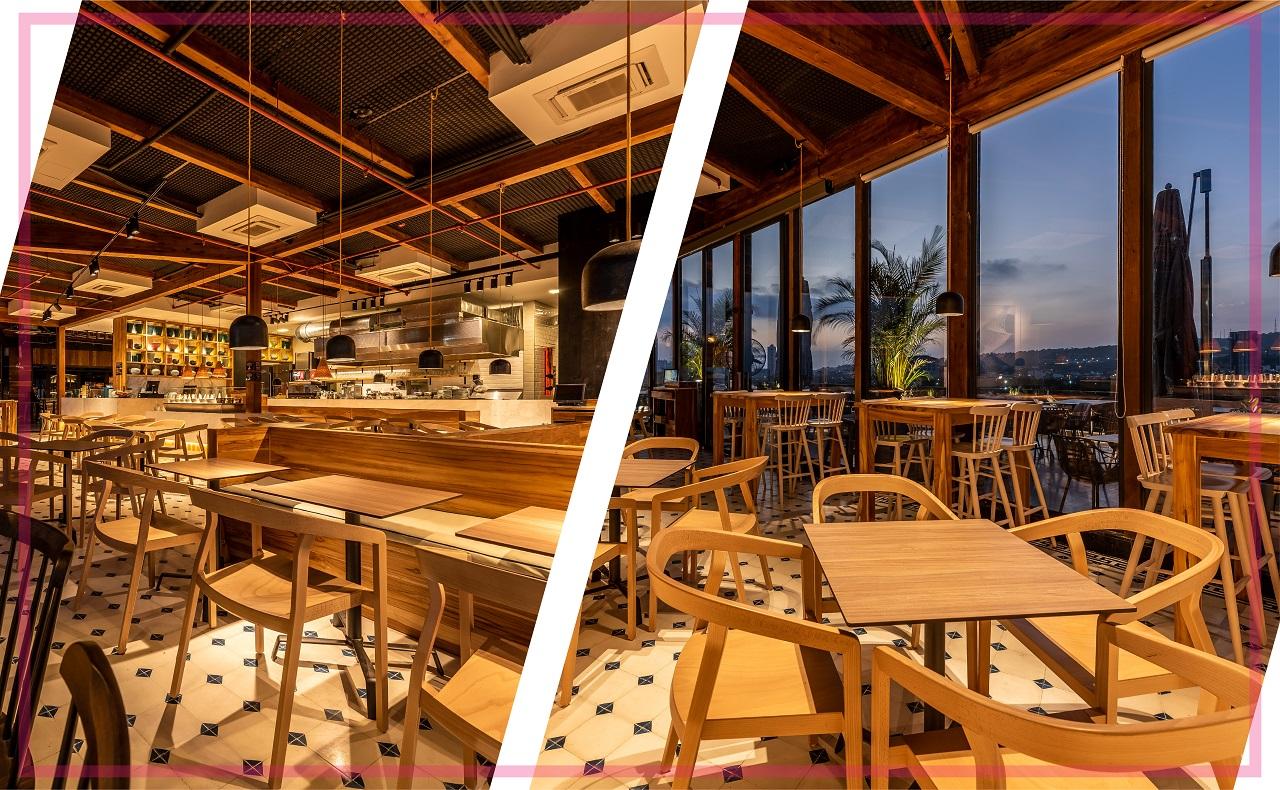 Crepes & Waffles, especial de restaurantes en Cartagena de Indias