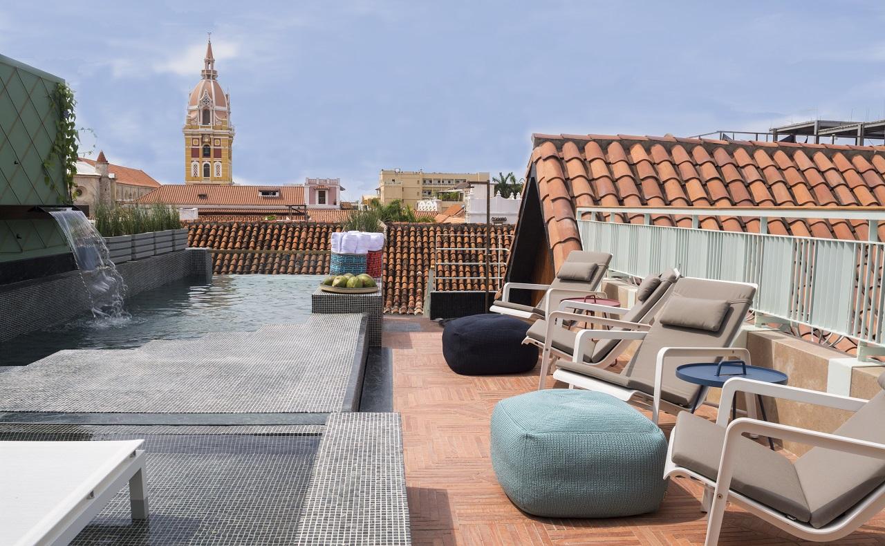 Terrazas de Cartagena de Indias, Hotel Casona del Colegio