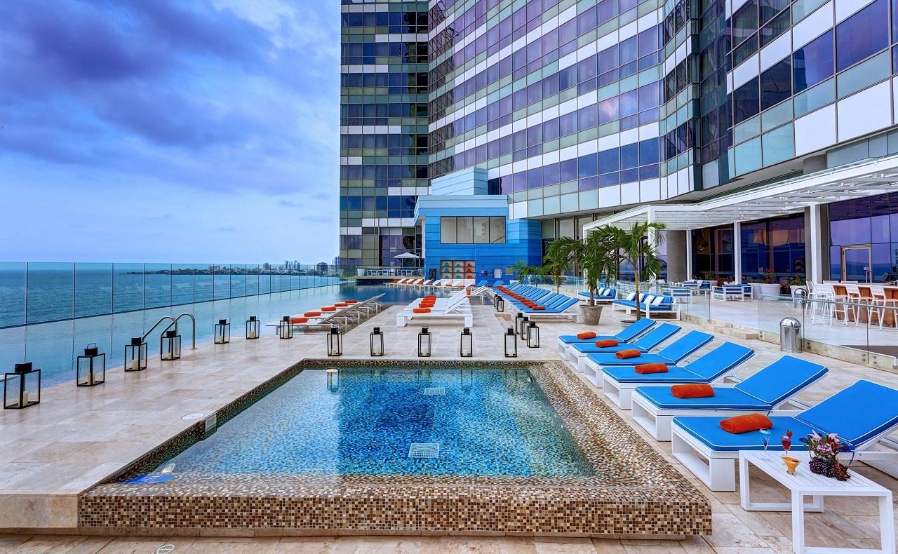 Terrazas de Cartagena de Indias, Hotel InterContinental