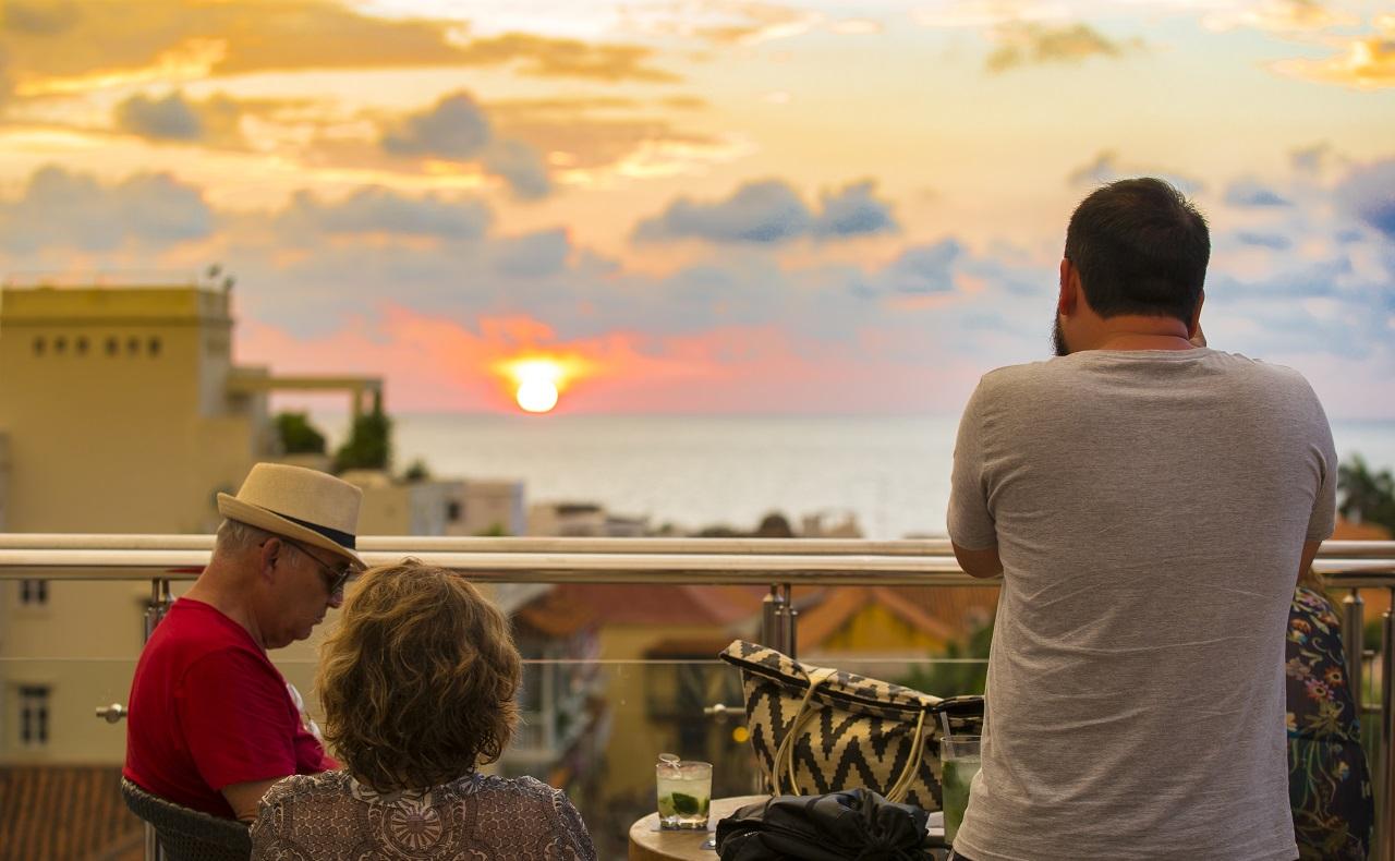Terrazas de Cartagena de Indias, Hotel Movich Cartagena