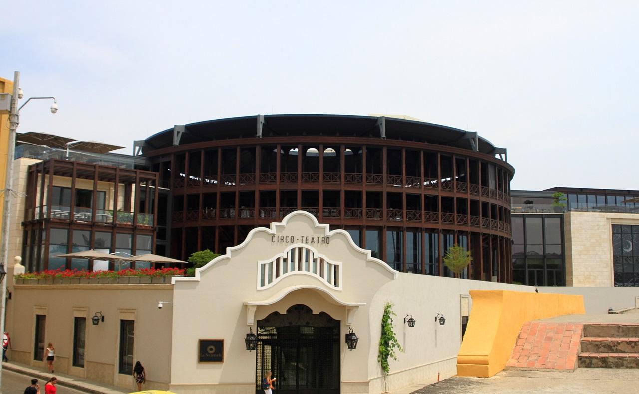 Centro Comercial La Serrezuela, imagen para ilustrar nota sobre compras en Cartagena