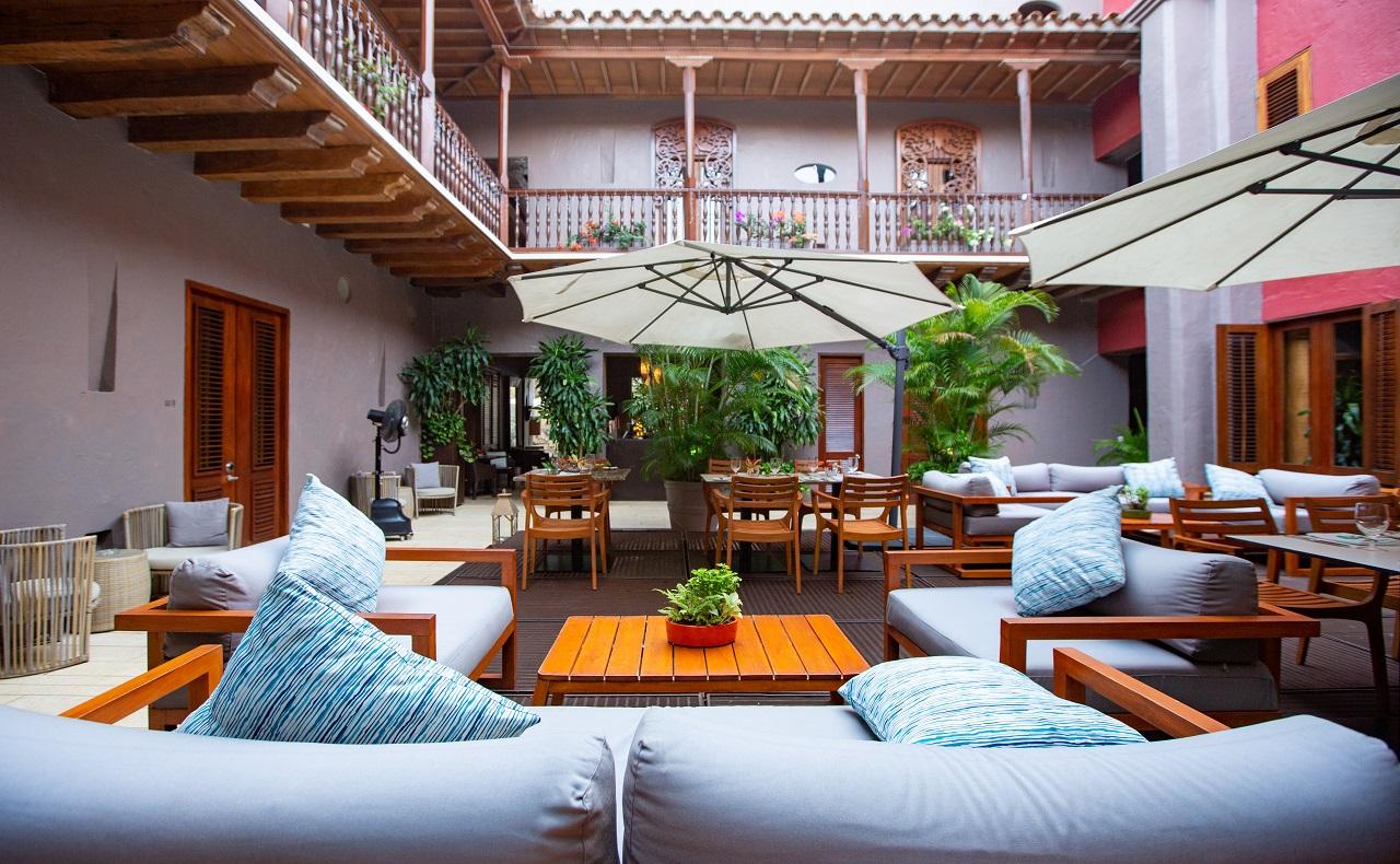 Hotel Boutique Anandá by Cosmos en Cartagena de Indias