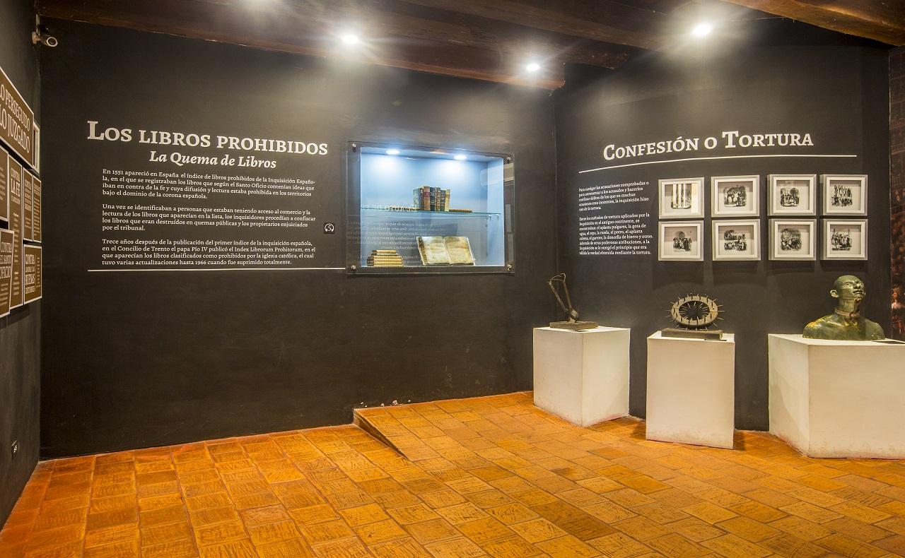 Museo Histórico de Cartagena, nota para ilustrar nota de reapertura de museos en Colombia