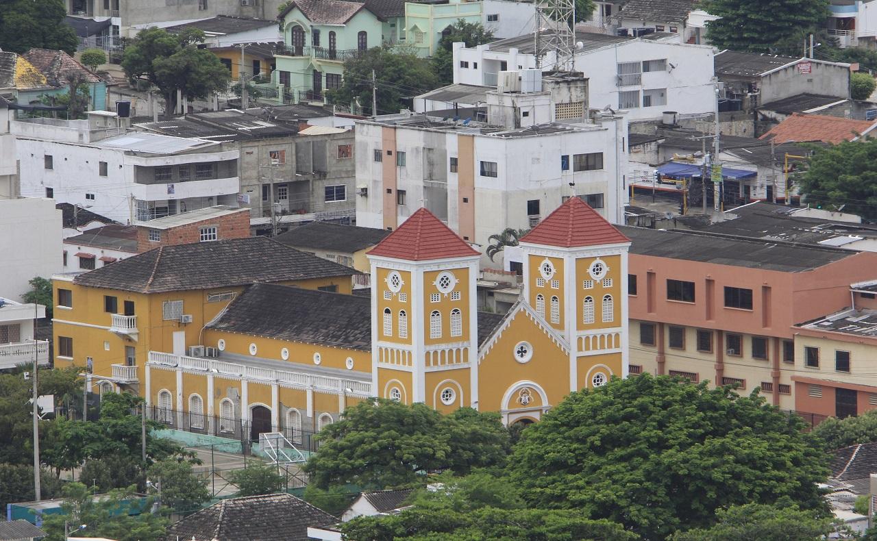 Iglesias de Cartagena, Sagrada familia de Manga