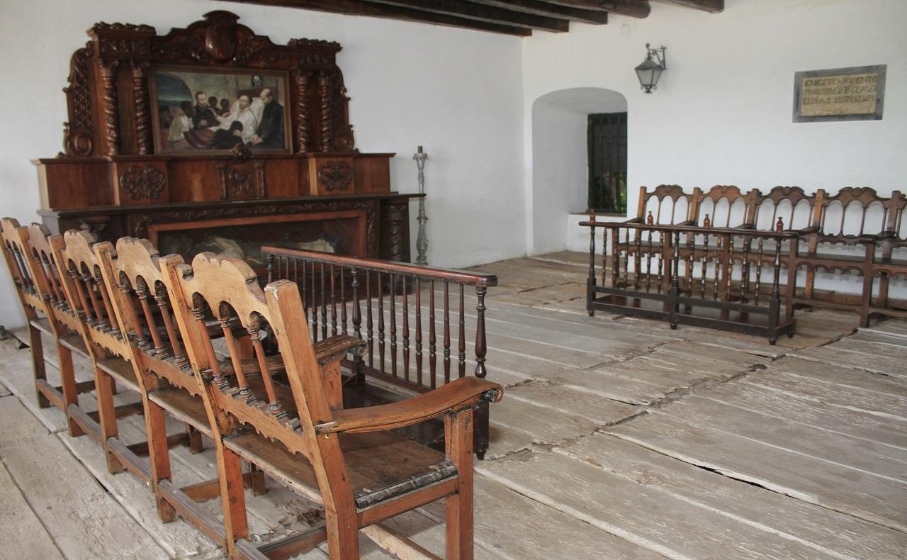 Museo Santuario de San Pedro Claver en Cartagena