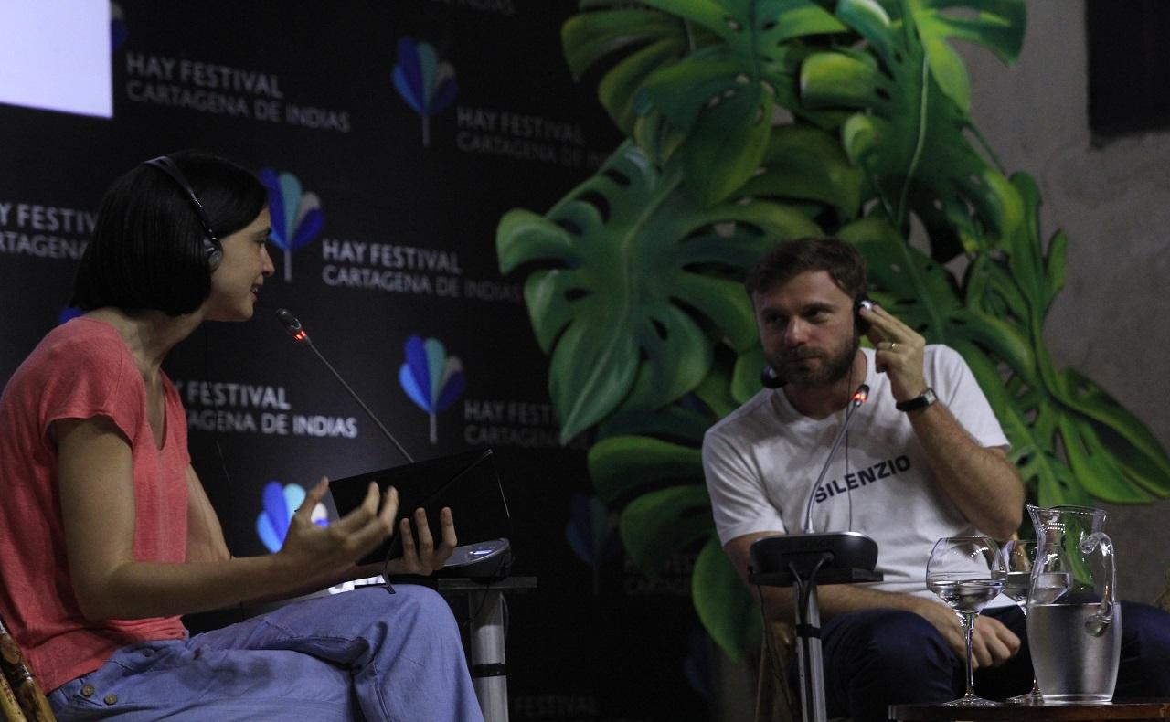entrevistas del Hay Festival Cartagena 2020