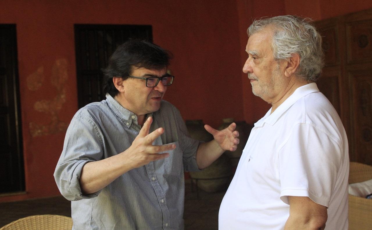 participantes del Hay Festival Cartagena 2020