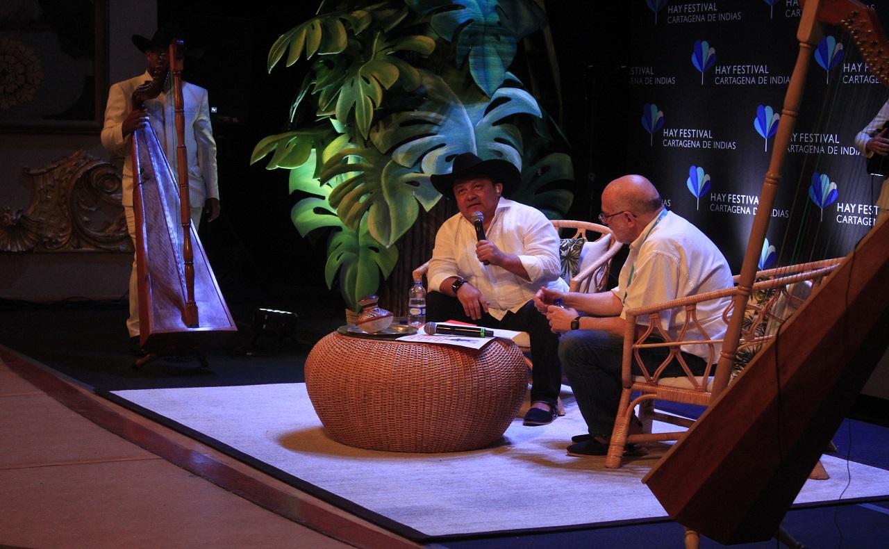 presentación especial del Hay Festival Cartagena 2020