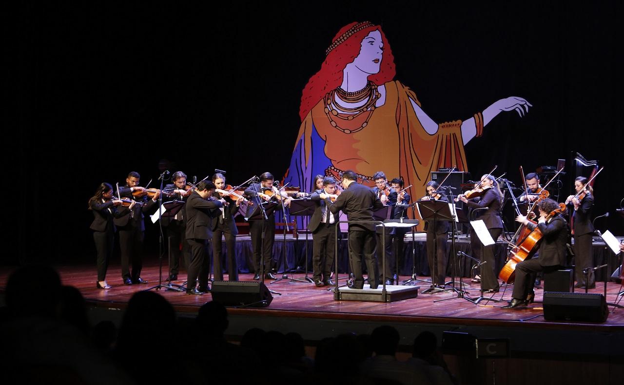 Edición 14 del Cartagena Festival de Música, Orquesta Sinfónica